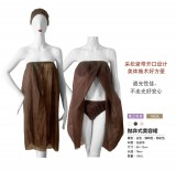 抛弃式美容裙
