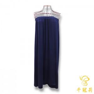 CKL水丝魔术贴美容裙