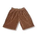 CKL天鹅绒短裤/居家裤