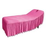 水丝裙边床套